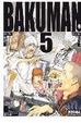 Cover of Bakuman #5