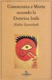 Cover of Conoscenza e morte secondo la dottrina indù