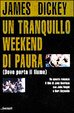 Cover of Un tranquillo weekend di paura
