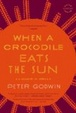 Cover of When a Crocodile Eats the Sun