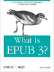 Cover of What is EPUB 3?