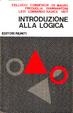 Cover of Introduzione alla logica