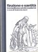Cover of Finzione e santità tra Medioevo ed età moderna