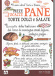 Cover of Pane focacce pizze torte dolci