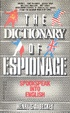 Cover of The Dictionary of Espionage