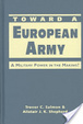Cover of Toward a European army