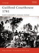 Cover of Guilford Courthouse 1781