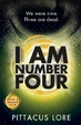 Cover of I am Number Four