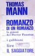Cover of Romanzo di un romanzo