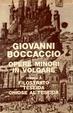 Cover of Opere minori in volgare - Vol. II