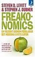 Cover of Freakonomics