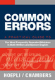 Cover of Common errors