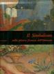 Cover of Il simbolismo nella pittura francese dell'ottocento
