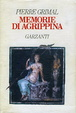 Cover of Memorie di Agrippina