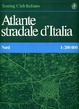 Cover of Atlante stradale d'Italia. Nord