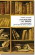 Cover of Archeologia del sapere !! SCHEDA INCOMPLETA !!