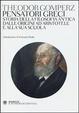 Cover of Pensatori greci