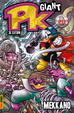 Cover of Pk Giant #23