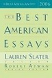 Cover of The Best American Essays 2006