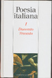 Cover of Poesia italiana 1