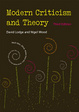 Cover of Modern criticism and theory