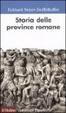 Cover of Storia delle province romane