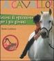 Cover of A cavallo! Lezioni di equitazione per i più giovani