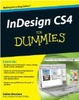 Cover of InDesign CS4 For Dummies