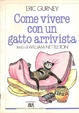 Cover of Come vivere con un gatto arrivista