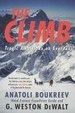 Cover of The Climb