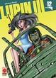 Cover of Lupin III vol. 12