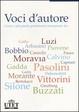 Cover of Voci d'autore