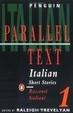 Cover of Italian Short Stories 1