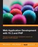 Cover of Web Application Development with Yii 2 and PHP