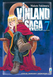 Cover of Vinland Saga vol. 7