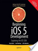 Cover of Beginning Ios 5 Development