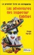 Cover of Las adventures des inspector Cabillot