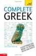 Cover of Teach Yourself Complete Greek