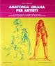 Cover of Anatomia umana per artisti