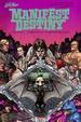 Cover of Manifest Destiny vol. 3