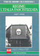 Cover of Regime: l'Italia fascistizzata 1927-1934