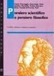 Cover of Pensiero scientifico e pensiero filosofico
