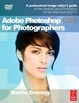 Cover of Adobe Photoshop CS5 for Photographers