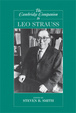 Cover of The Cambridge Companion to Leo Strauss