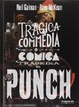Cover of La tragica commedia o la comica tragedia di Mr. Punch