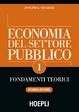 Cover of Economia del settore pubblico [1]