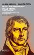 Cover of Hegel o l'immanenza delle verità