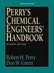 Cover of Perry's Chemical Engineers' Handbook