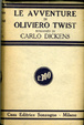Cover of Le avventure di Oliviero Twist