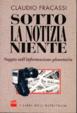 Cover of Sotto la notizia niente